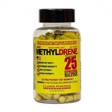 Cloma Pharma Methyldrene 100 Capsule
