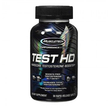 MuscleTech Test HD - 90 caplets