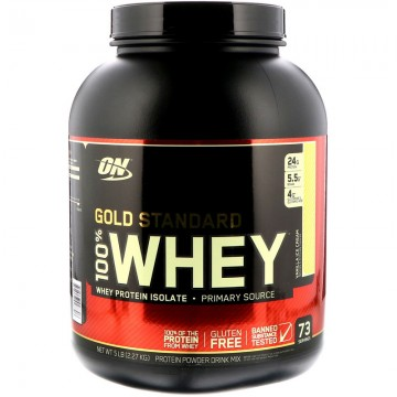 Optimum Nutrition Gold Standard 100% Whey 5 lbs (2.27 kg)