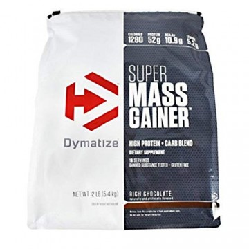 Dymatize Nutrition Super Mass Gainer - 12 lbs