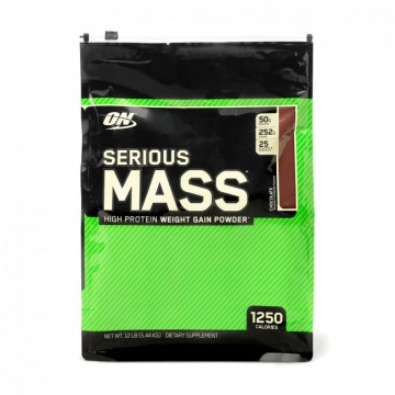 ON (Optimum Nutrition) Serious Mass Gainer 12 Lbs