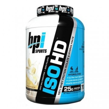 BPI SPORTS ISO HD, 4.9 LBS.