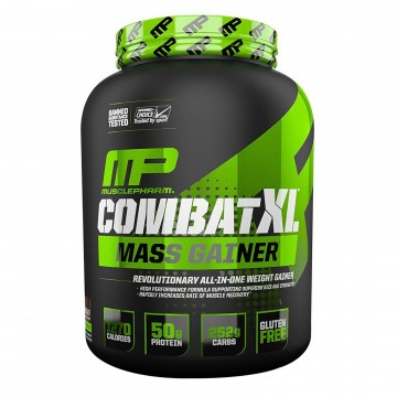 MusclePharm Combat XL Mass GaiNER 96 oz (2722 g)