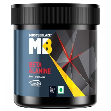 MuscleBlaze Beta-Alanine 100g