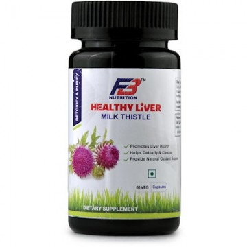FB Nutrition Healthy Liver (Milk Thistle) 60caps