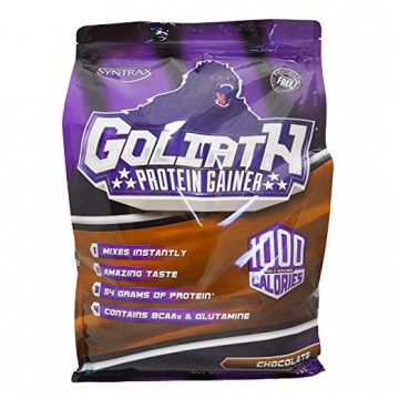 syntrax Goliath Chocolate 12 Pounds