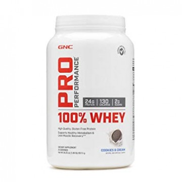 GNC Pro Performance 100 Whey Protein 1.89 lbs