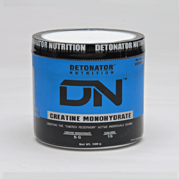 detonator nutrition creatine monohydrate 300GM